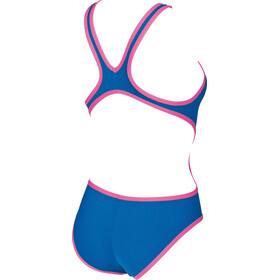 arena One Biglogo Swimsuit Women blue